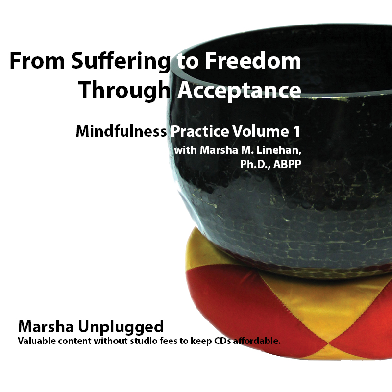 From Suffering to Freedom Through Acceptance
