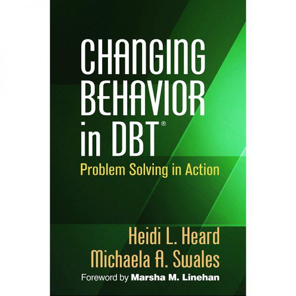 Changing Behavior in  DBT