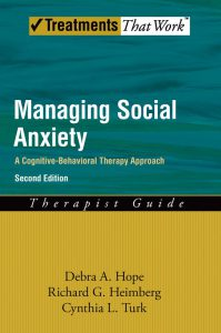 Managing Social Anxiety, 2nd Ed. (Therapist Guide)