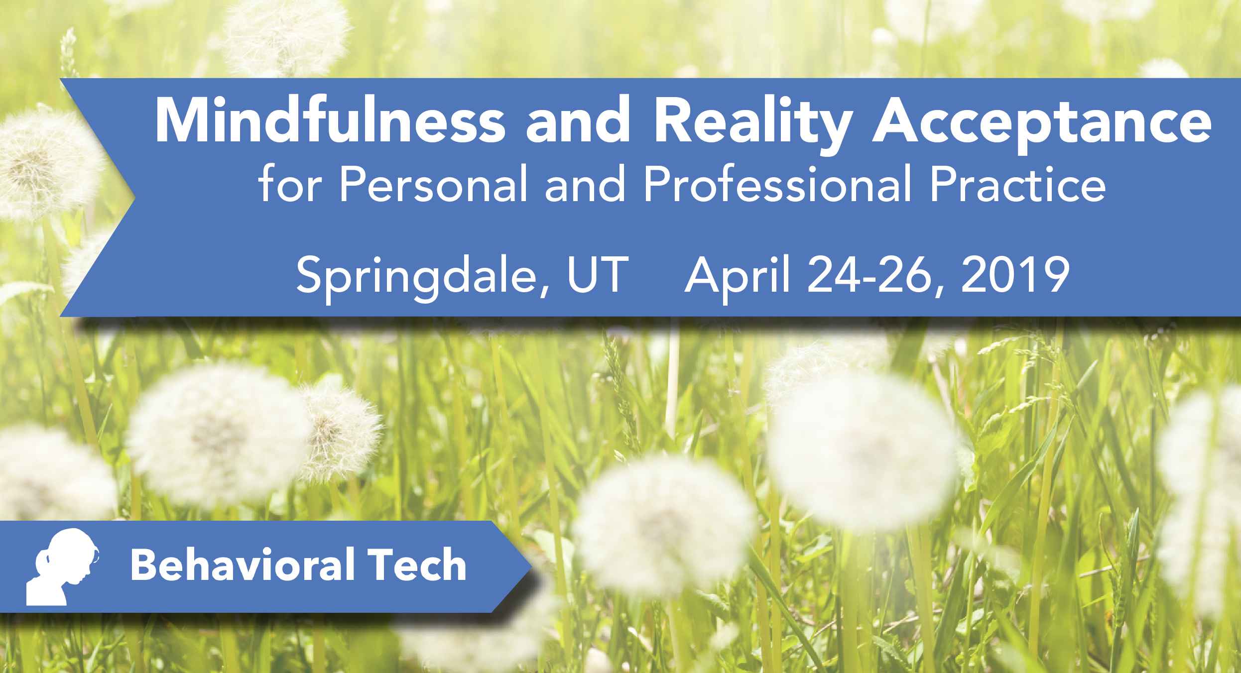 Mindfulness and Reality Acceptance for Personal and